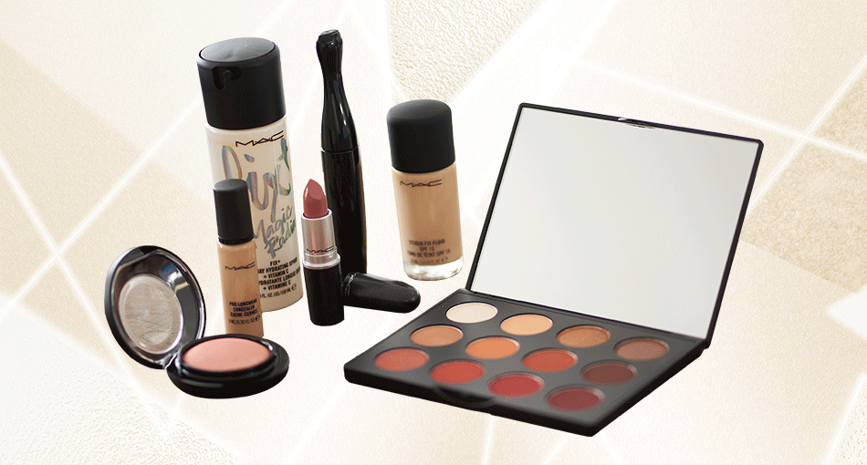 Color Power z salonem MAC Cosmetics
