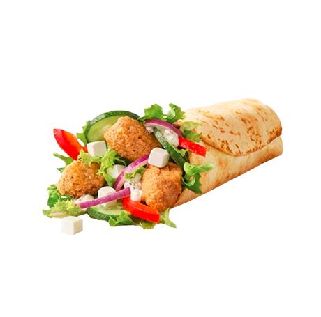 Mc wrap McDonald