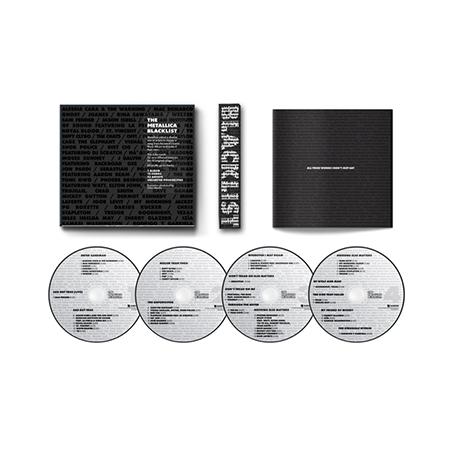 Metalica cd box Empik
