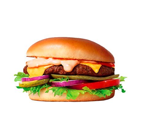 premium max burgers