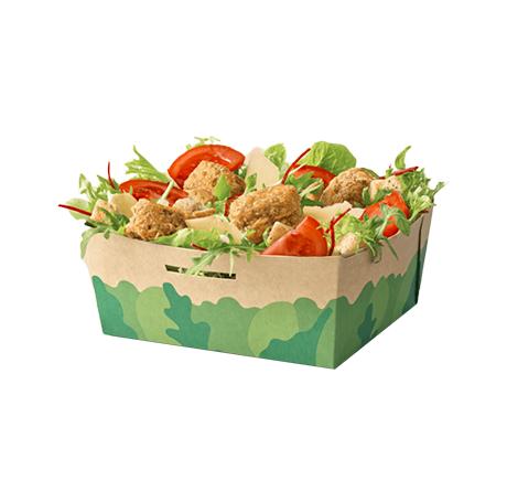 Sałatka falafel Macdonald